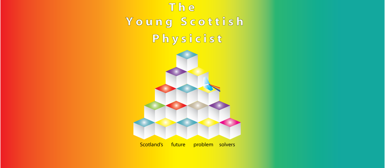 Front page of Young Scottish Physicist